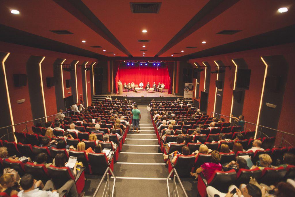 Fotografie congres medical zilele spitalului moinesti http://chiroboceanicu.ro fotograf profesionist evenimente bacau