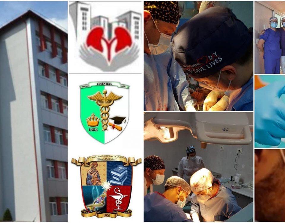 funcționarea pentru spitalul varicose)